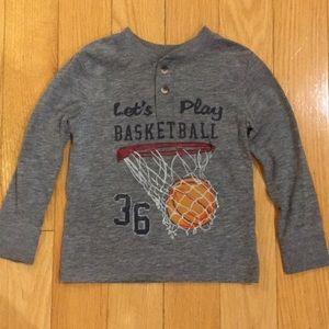 Cherokee Shirts & Tops - Cherokee Basketball Tee